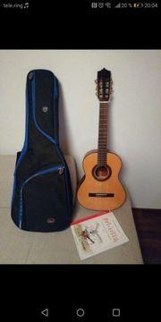 Martinez Klassik 3 4 Gitarre
