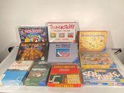 Spiele Gesellschaftsspiele für Jung und