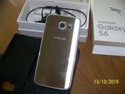 Samsung S6 -gold- Topgerät