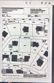Bauplatz für Einfamilienhaus oder Doppelhaus