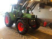 Fendt 209 S Traktor Frontlader