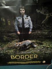 2019 Schweden Filmplakat A1 Border