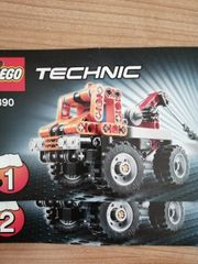 Lego Technik 9390 - Mini Abschlepptruck