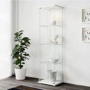 Ikea - DETOLF Vitrine Weiß 43x163cm