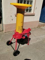 Gartenhäcksler Schredder AS Motor Samix