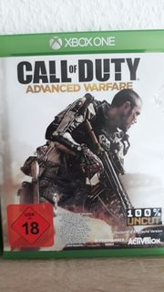 Xbox one call of duty