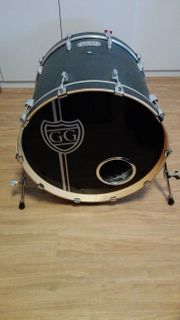 Bass-Drum 22x18 Prof FAME FBP