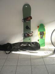 Snowboard CrazyCreek Skateboard