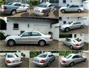 Mercedes-Benz E-Klasse Lim E 200