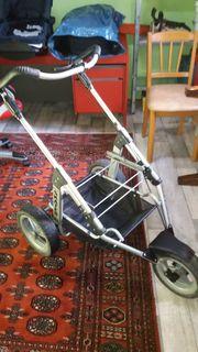 Kinderwagen Hartan Skater XL mit