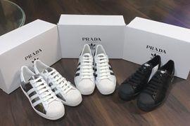Schuhe, Stiefel - alle 3 paar Prada x