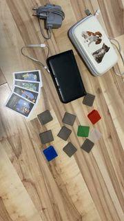 Nintendo 3ds XL inkl 9
