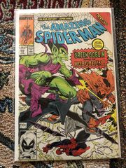 Amazing Spider-Man 312 Comic