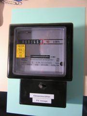 Stromzähler gebraucht