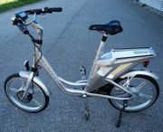 E-Bike Pedelec Victoria Lucca - Eagle