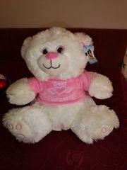 Teddybär Schutzengel