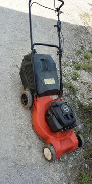 Benzin Rasenmäher mit Antrieb - 50cm