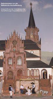 Jubiläums-Krippenausstellung in Aschaffenburg