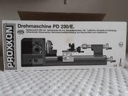Drehmaschine PD 230 E von