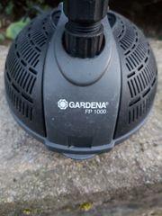 Gardena Gartenpumpe