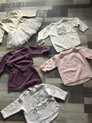 süße Baby Mädchen Oberbekleidung 68