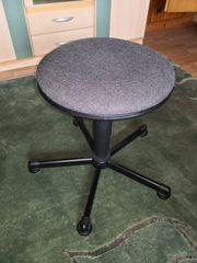 Ergonomischer Sitzhocker ohne Lehne kaum