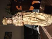 Marienstatue mit Jesus-Kind 55cm 4kg