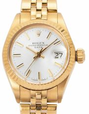Rolex Lady-Datejust 6917 Gelbgold Automatik