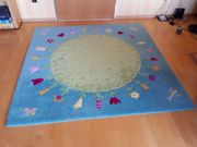 HABA Kinderteppich Blumenplanet