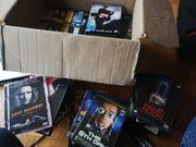 Diverse DVDs - Filme und Serien -