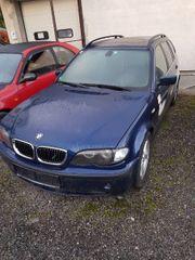 BMW e46 320 d 150