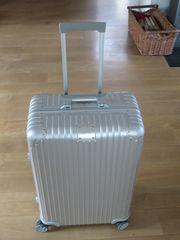 Aluminium Koffer Reisekoffer 1x benutzt