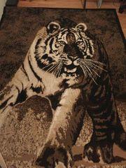 Verkaufe schönen Teppich mit großem