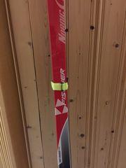 LanglaufSki und Schuhe