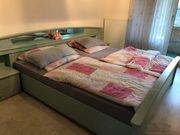 Biete komplettes Schlafzimmer guter Zustand