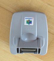 N64 - Original Nintendo Transfer Pak