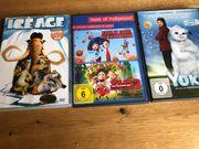 4 Kinder DVDs