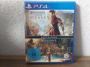 Assassins Creed Origins Odyssey PS4