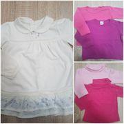Gr 80 Paket Langarm-Shirts