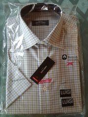 Herrenhemd Herrenkleidung Hemd St Leonardo