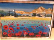 Bild - wunderschöne Toscana Landschaft mit