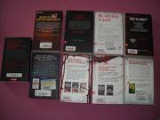 Thriller Bücher