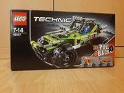 LEGO Technik 42027 Action Wüsten