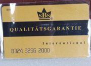SBS 25 teiliges Messer set