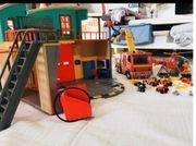 Feuerwehrmann Sam Set