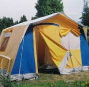 Zelt Campingzelt für 4 Personen