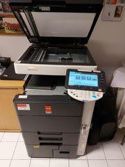Funktionierender OKI CANON Farblaser Drucker