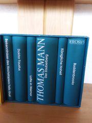 Thomas Mann gesamtausgabe