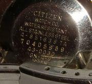 Citizen Herren-Uhr CRYSTRON