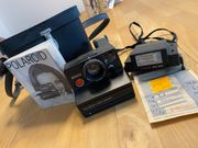 Polaroid Land Camera 2000 inkl